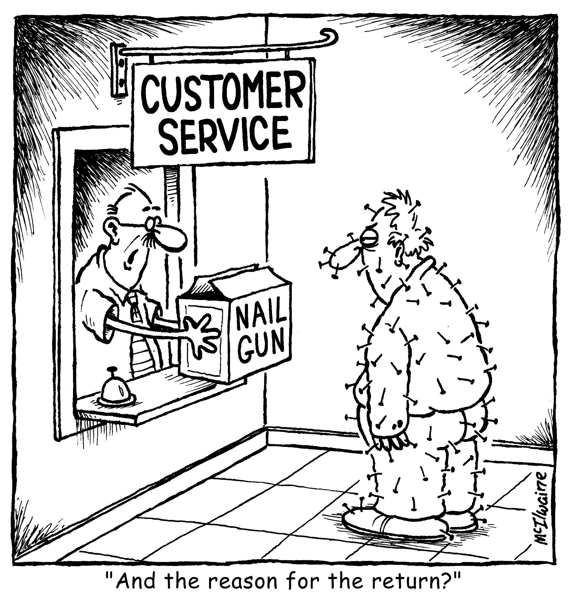 Invest in Customer Service