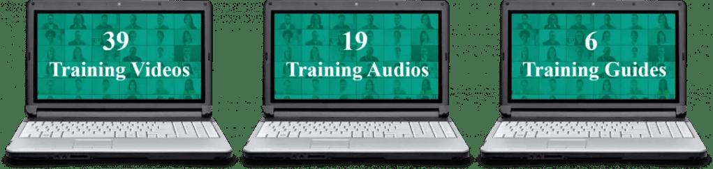 3 Laptops with Training Bonuses