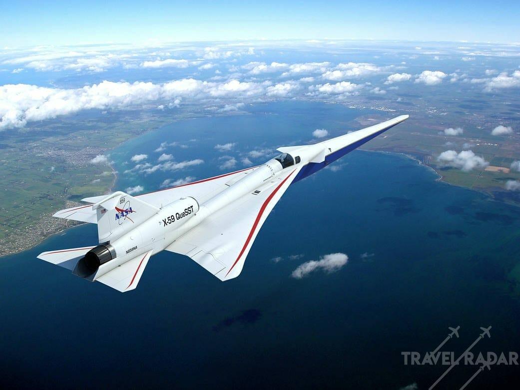 'Son of Concorde' – Inside the NASA X59 Program - Mentour Pilot