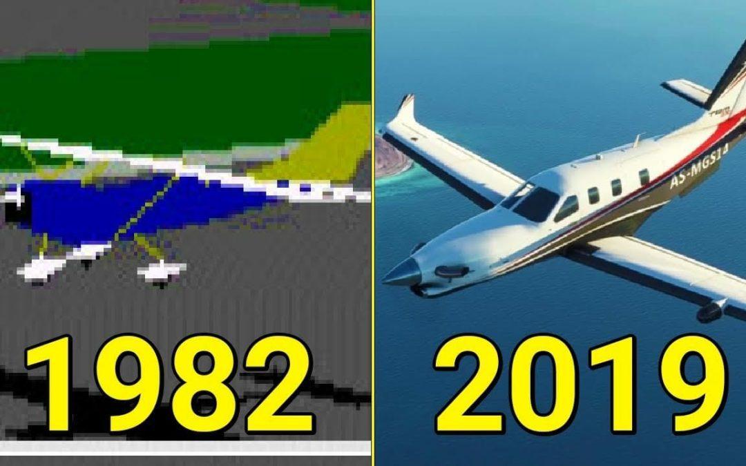 Flight Simulation; the New. Shiny. Microsoft FS 2020 - Mentour Pilot