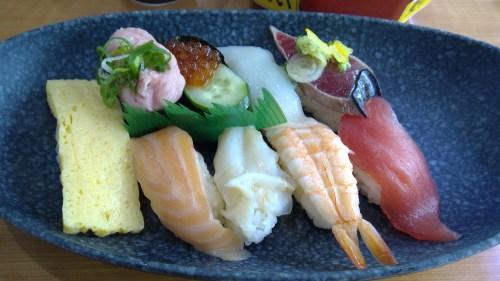 くら寿司ランチ2