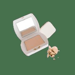 Nu Color Pressed Powder - Porcelain Beige