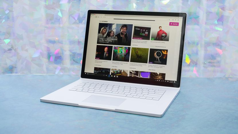Microsoft Surface Book 2 ultrabook pour architecte