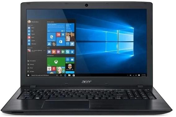 Acer Aspire E15 Meilleur PC Portable pour Enseignant