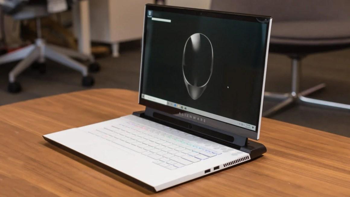 Alienware m15 OLED meilleurs PC Portables 4K