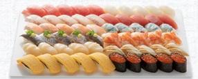 はま寿司のお持ち帰り「特選12種セット」