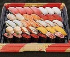 はま寿司のお持ち帰り「贅沢セット3人前」