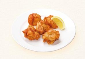 ガストのテイクアウト「若鶏の唐揚げ(5コ)」
