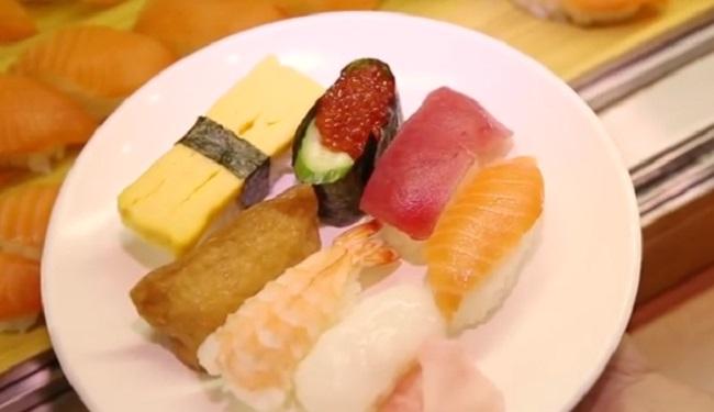 すたみな太郎「寿司など」イメージ