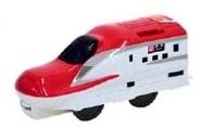 マクドナルドのハッピーセット「プラレール第2弾」E6系新幹線こまち2018年11月30日~12月13日