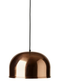 Grethe Meyer Lamp Copper