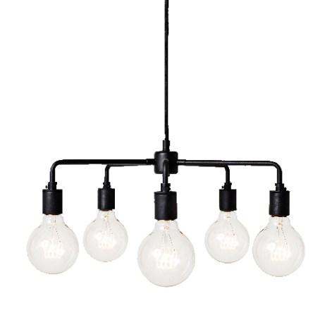 1910539 -tribeca leonard chandelier black