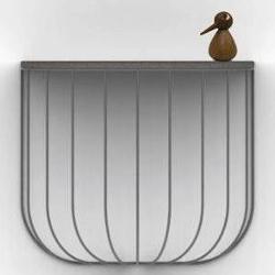 fuwl cage shelf black1