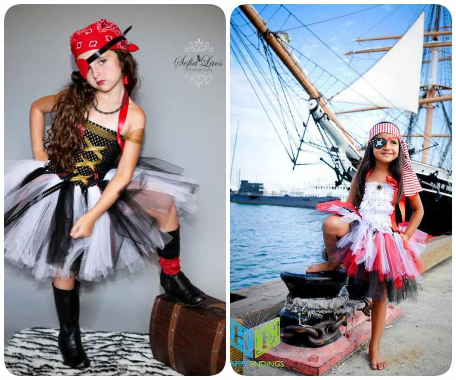 Disfraz De Pirata Con Cosas De Casa Novocom Top