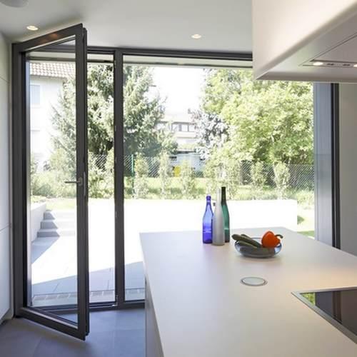 menuiseries aluminium en Charente pour particuliers : habitat résidentiel privé, logements collectifs, maison en rénovation ou projet neuf