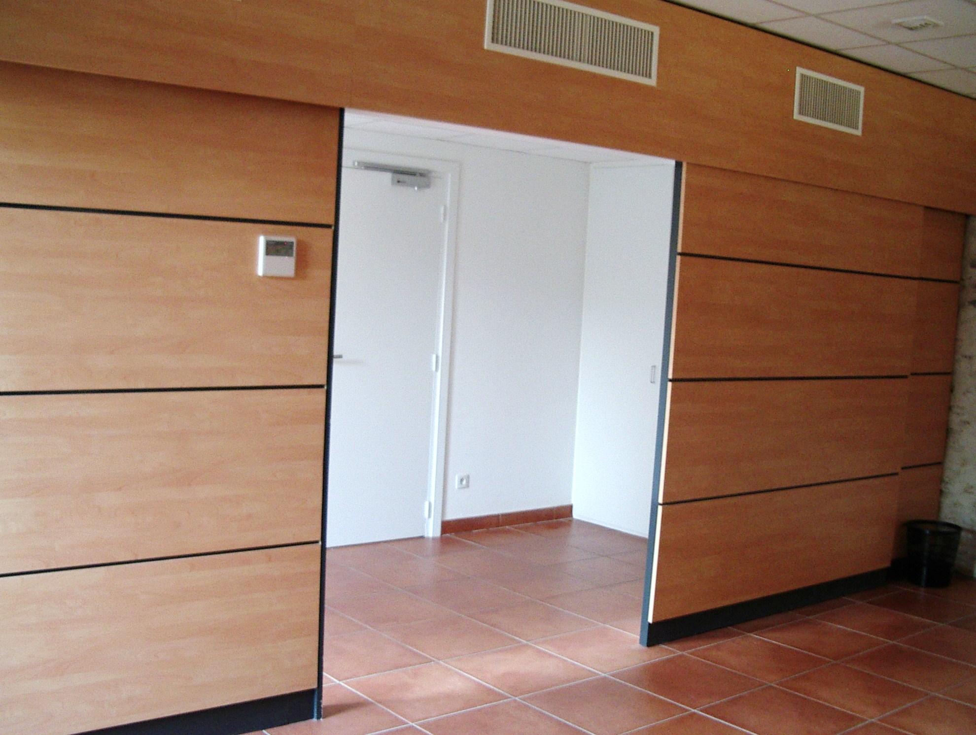 Habillage mural menuiseriequinta 39 s blog - Habillage de porte d entree ...