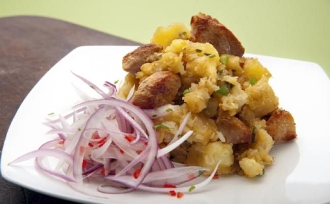 Comida Criolla Huarique