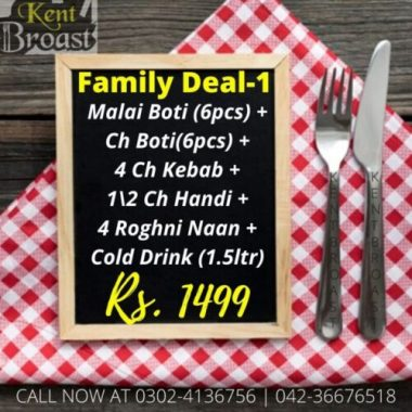 Kent Broast Lahore Deals 5