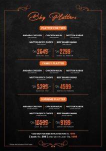 Fusion Grill Complete menu 4