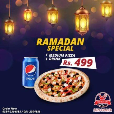 Pizza Monger Islamabad Deals 1