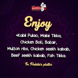 Habibi Restaurant Discounted Deals 1