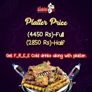 Habibi Restaurant Discounted Deals
