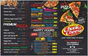 Chunk N Cheese Discounted Deals