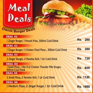 Pizza Mart Zafar Hotel Deals 1