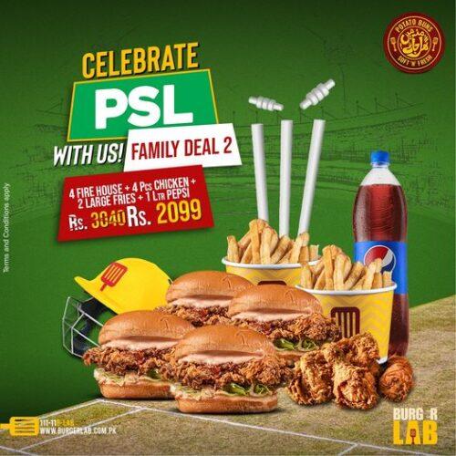 Burger Lab Restaurant deals