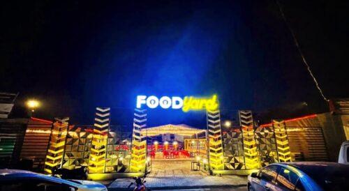 FoodYard Johar Town Lahore Pics