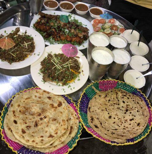 Malwari Paratha Kabab Specialty