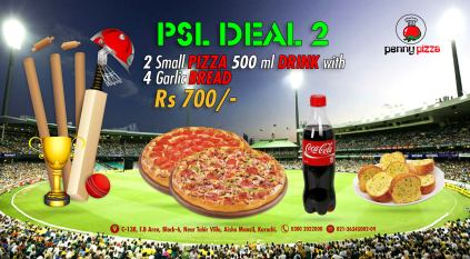 Penny Pizza PSL Deal 1