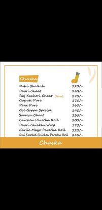 Food Punch Menu Prices Chaska