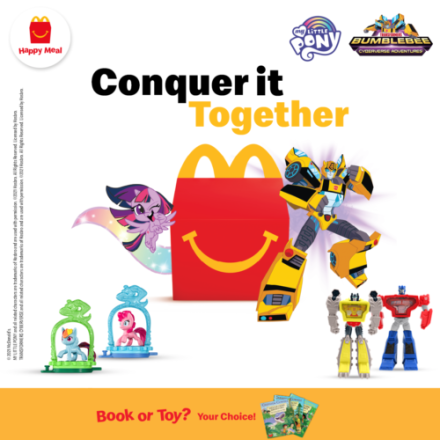 Happy Meal Toys This Week Pakistan