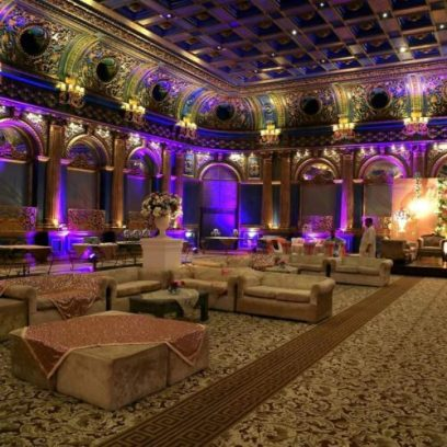 Chalet Banquet Hall Lahore Pics