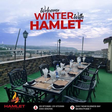 Hamlet BBQ Pictures