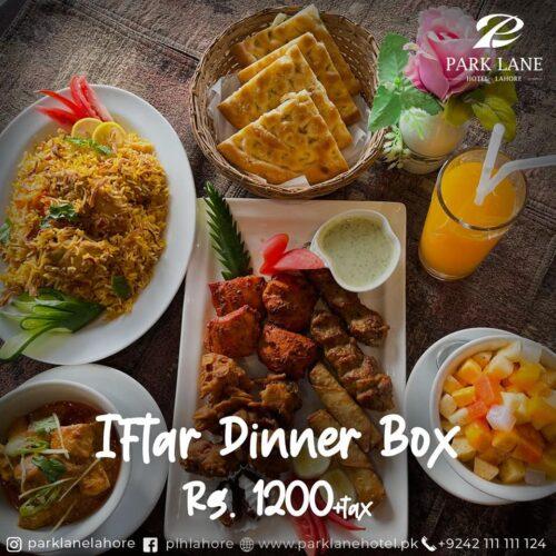Park Lane Iftar Box