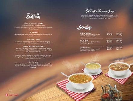 Saffron Foodies Commercial Market Soups