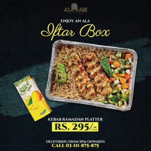 Ala Rahi Iftar Box