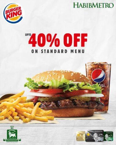 Burger King Eid Offer