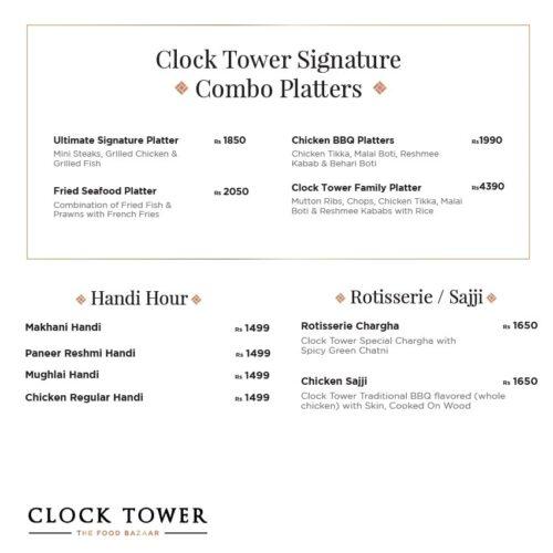 Clock Tower Deals