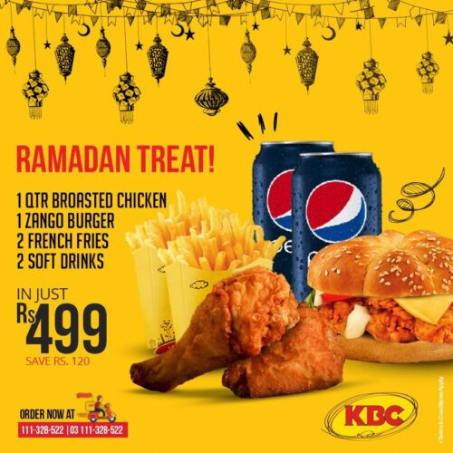 KBC Ramadan deal
