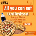 Mango Pizza Sehri And Iftar Deals