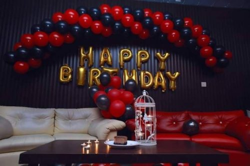 Coffee Planet Johar Town Birthday