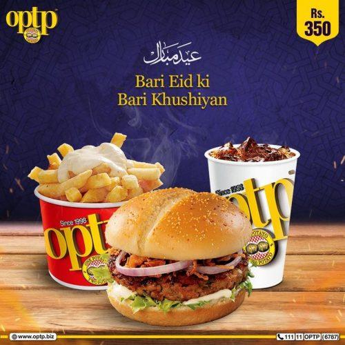 OPTP Bari Eid Offer