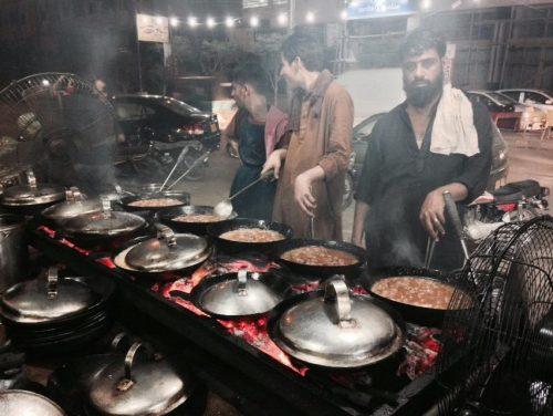 Al Haram Koyla Karahi Karachi