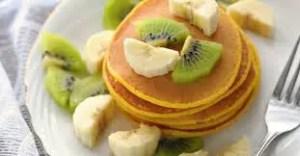 Resep Pancake Labu Kuning Mudah dan Mantap