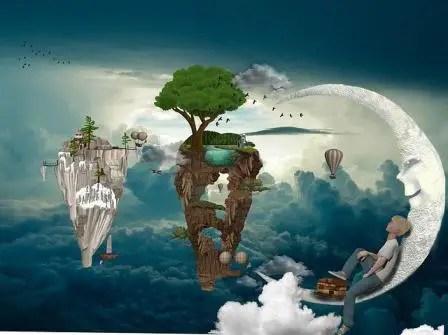 Mimpi Dalam Mimpi atau Mimpi Bertingkat