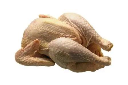 Arti mimpi memotong ayam - gambar daging ayam yang siap dipotong-potong