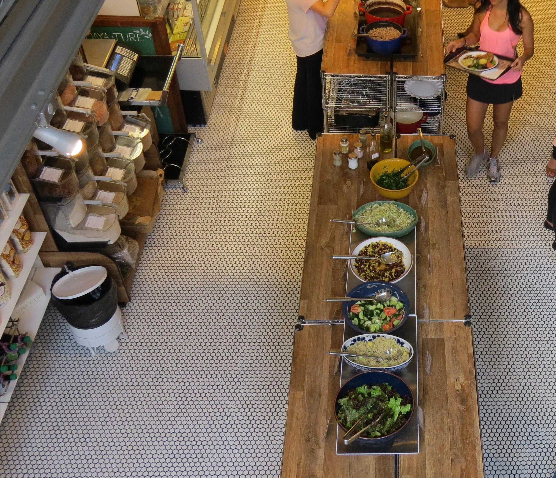 Restaurantes sem glúten em São Paulo: Daya & Ture